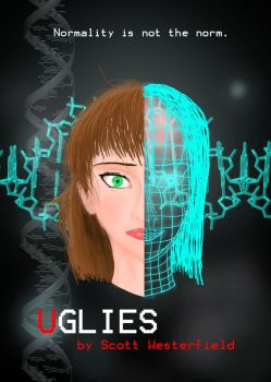 'Uglies' Book Cover by Lithium-dragon482
