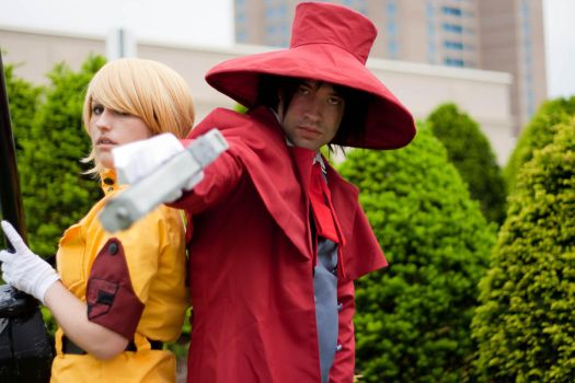 Hellsing Duo by MlleFe
