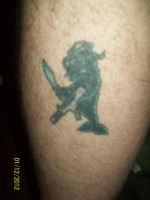 Navy Seal Tattoo by smokedcamel