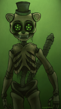 Penultimate Popgoes (coloured) by wilyskytreader