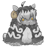Name Your Price Sheep Adoptable by Hollyleaf18