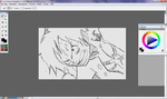 WIP .:luffy:. by Smile-smiley