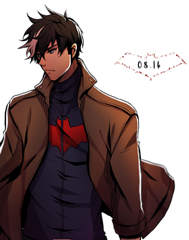 Jason Todd: 08.16 by Rinslettuce