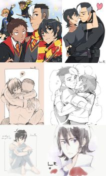 Voltron doodles by inma