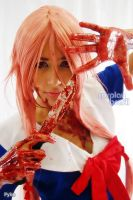 I wanna see your BLOOD!! by Carol-Sousa
