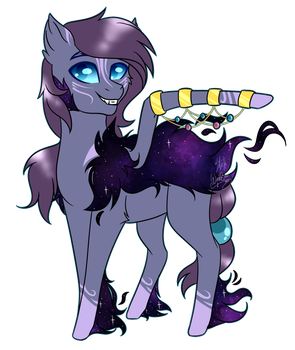 Contest Prize - Ultra Violet by WindBlade2313