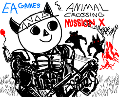 Animal Crossing EXTREME by 3-Angled-Blue