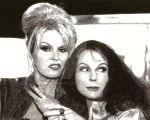 Patsy and Edina by marquis74