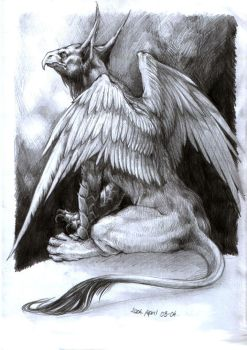 Gryph by ShakSaag
