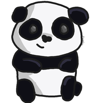 Panda by ForestTheLord