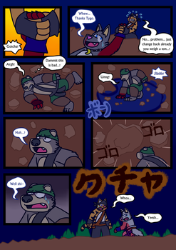 Lubo Chapter 10 Page 21 by JomoOval
