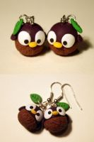 Nest Earrings by Nabila1790