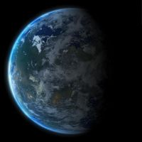 Earth 2.5k - 001 by Hameed