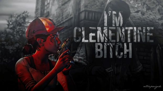 Clementine Desktop Wallpaper by AlliePaigeK