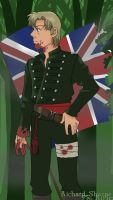 Richard Sharpe by skelly-jelly