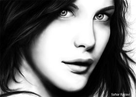Liv Tyler by STAT1C-X